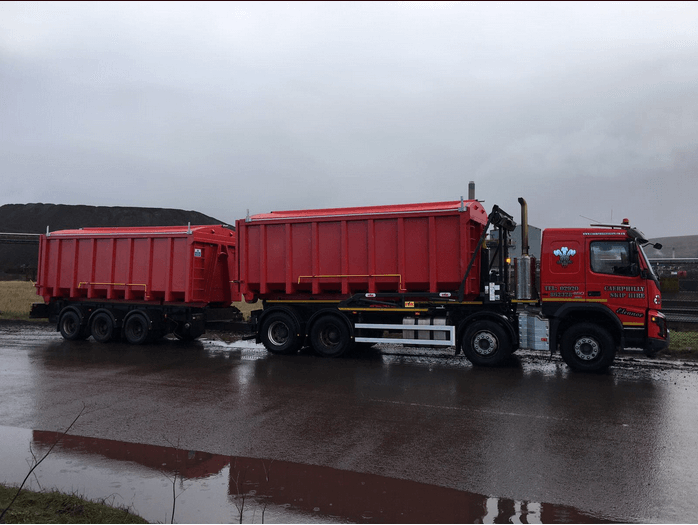 Commercial Skip Hire Cardiff