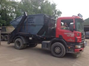 Skip Hire Prices Cardiff