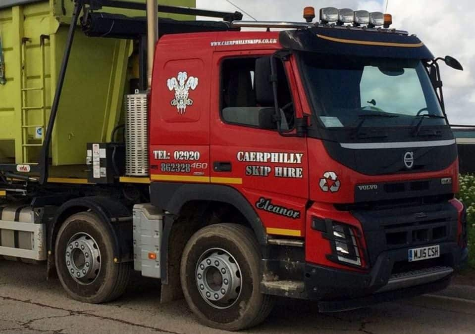 Commercial Skip Hire In Cardiff