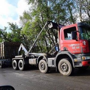 Industrial Skip Hire Cardiff